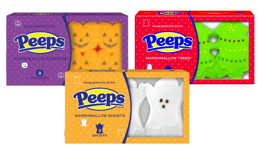 Just Born seasonal Peeps