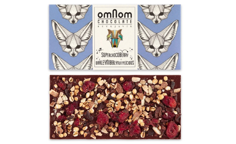 Omnom Superchoco bar