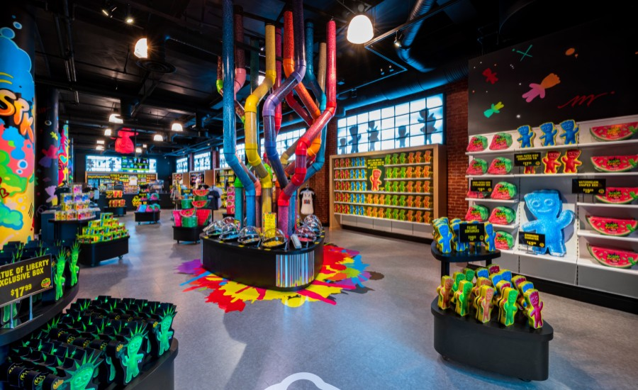 Sour Patch Kids store