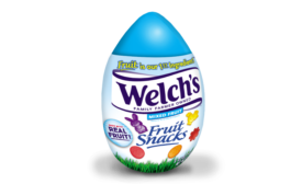 Welchs Fruit Snacks Easter Egg