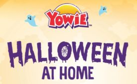 Yowie Halloween at Home