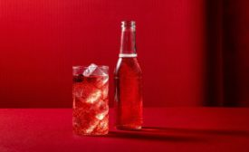Red beverage_stock