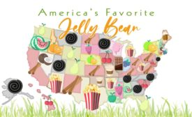2021 CandyStore jelly bean map