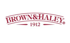 Brown and Haley logo