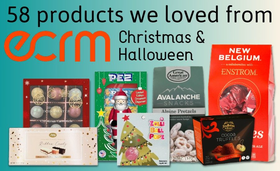 58 products we loved at the 2021 Christmas & Halloween ECRM - Candy Industry