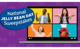 Jelly Belly Zoom sweepstakes