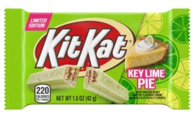 Kit Kat Key Lime Pie