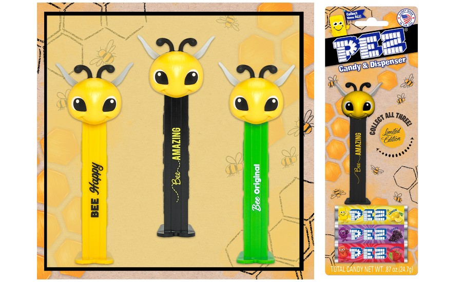 PEZ Bee collection