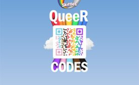 Skittles QueeR Codes