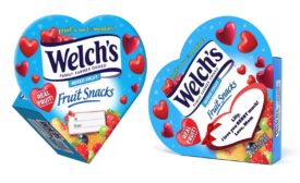 Welch's Valentine's Day Heart