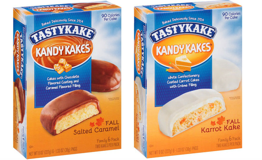 Tastykake Fall Kandy Kakes