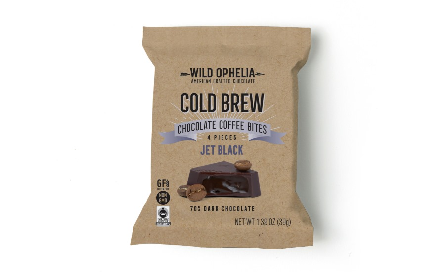 Wild Ophelia Cold Brew Chocolate Coffee Bites