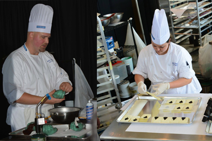 Two Norman Love Confections Chefs Win National Pastry Competition