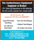 The Confectionery Equipment Engineer & Broker