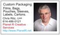Packaging Materials for Private Label & Co-Manufacturing