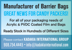 Manufacturer of Barrier Bags