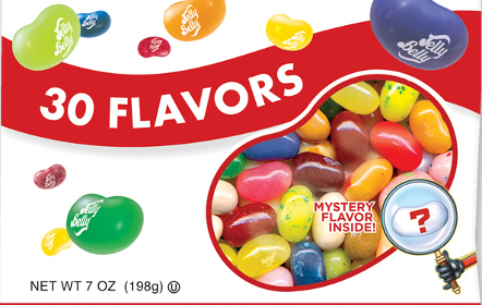 Jelly Belly Mystery Package 2