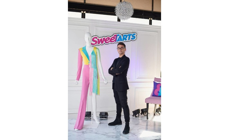 Sweetarts Partners With Fashion Designer Christian Siriano 2019 08 27 Candy Industry