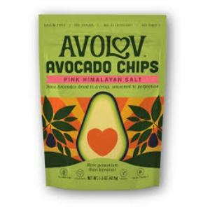 Avacado chips