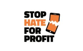 Stop Hate for Profit logo