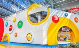 Mall of America M and M store