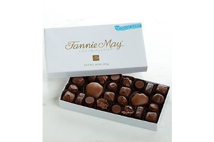 Fannie May confections to be shipped in a zip in Chicago and New York City