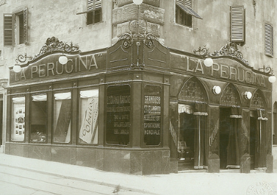 Perugia in the 1920s