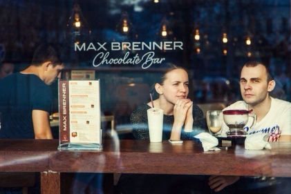 Max Brenner in Russia