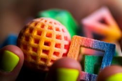 3D Systems 3D printer candy