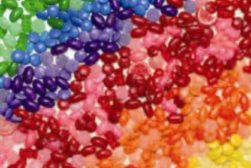 jelly beans starches