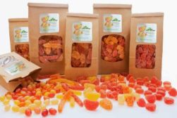 The Organic Candy Factory gummy