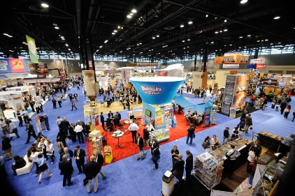 Sweets and Snacks Expo 2014
