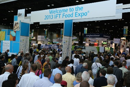 Ingredion trends at IFT