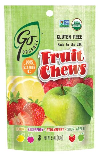 GoOrganic Fruit Chews