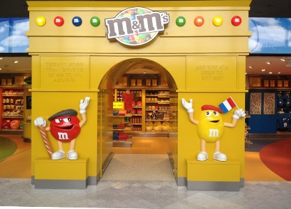 France S First M Amp M S Store Opens In Pair Airport 2014 06