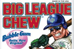 Big League Chew gum