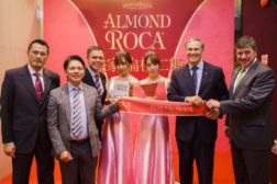 Almond Roca in China