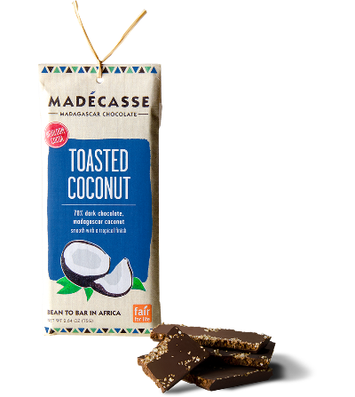 Madécasse Toasted Coconut
