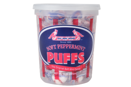 Piedmont Candy Company Soft Peppermint Puffs