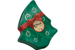 Dove Truffles Tree Tin