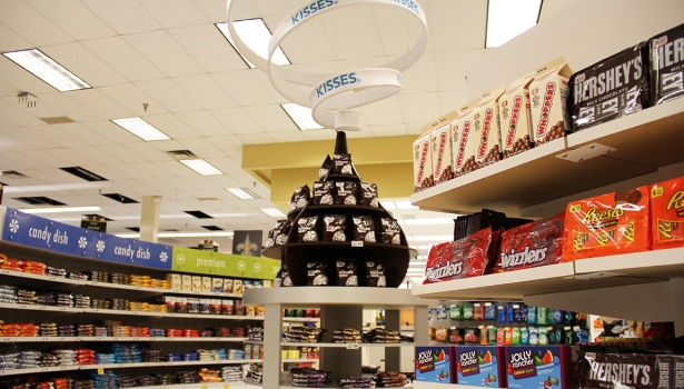"Hershey's ""Candy Experience"" at Winn-Dixie"
