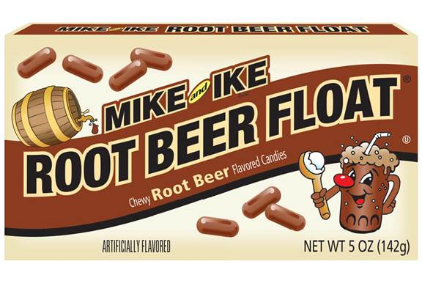 Mike and Ike Root Beer