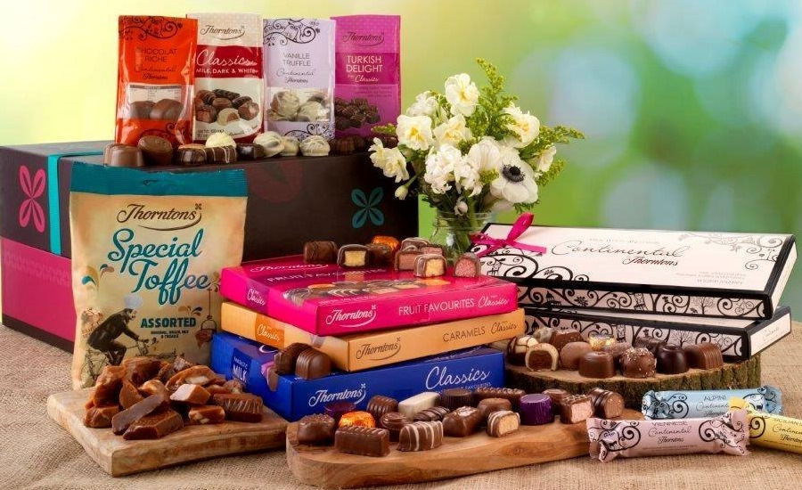 Thorntons products