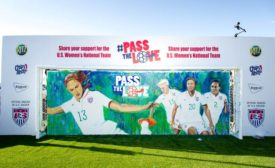 PassTheLove campaign