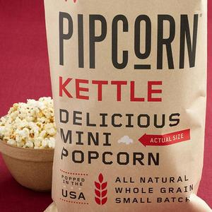 Pipsnacks Kettle Pipcorn