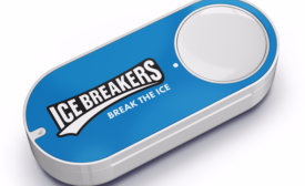 Ice Breakers Amazon Dash Button