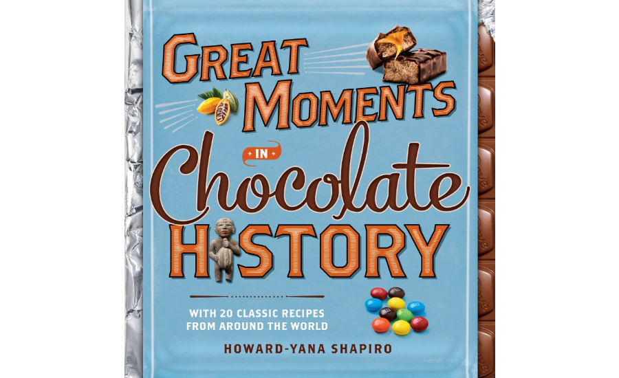 Mars Great Moments in Chocolate History