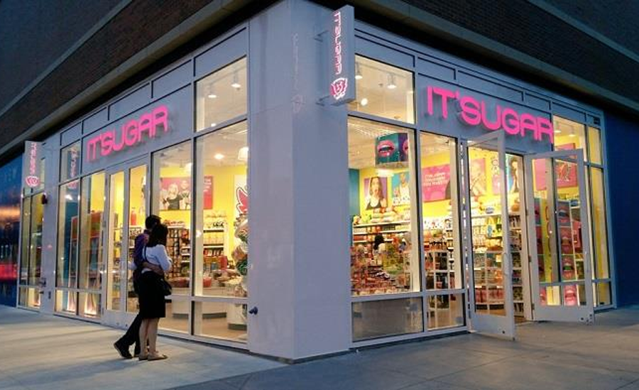IT'SUGAR to open mega-shop in Mall of America