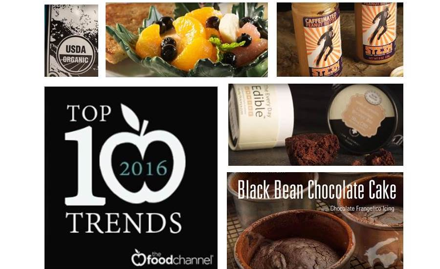 Keywords 2016 trends food trends the food channel