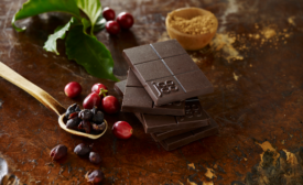 Seattle Chocolate Company jcoco arabica cherry espresso in dark chocolate